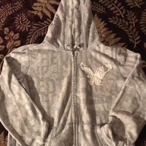 AE zip up hoodie